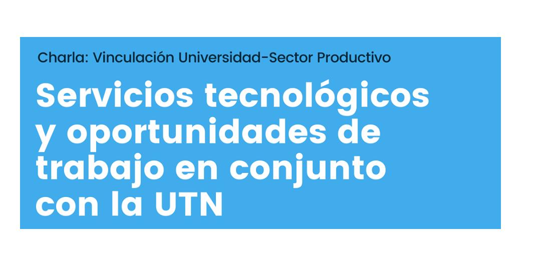 Vinculación Universidad – Sector Productivo
